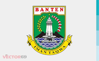 Logo Provinsi Banten - Download Vector File SVG (Scalable Vector Graphics)