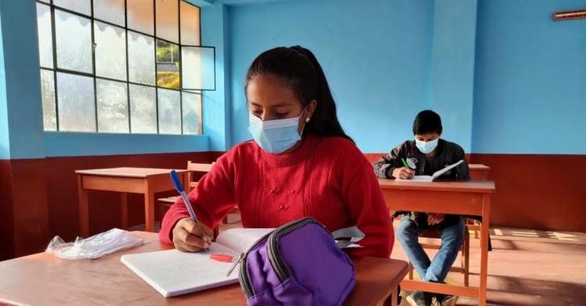 Retorno a las aulas será analizado el 1 de octubre en reunión internacional de Comunidades de Aprendizaje