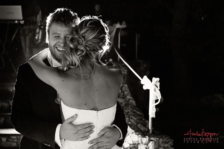 primo ballo sposi matrimonio al Paradiso di Manu Noli