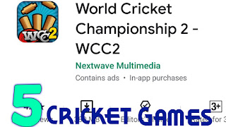 5 Best HD Graphics Cricket Games For Android 2020