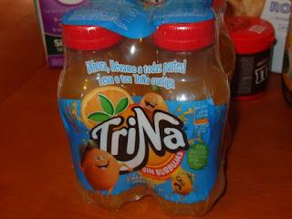 Trina Mini Naranja, TriNa