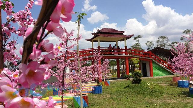 Wisata Korea Fantasy di Kediri