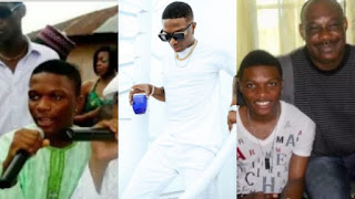 Throwback Photos Of Wizkid