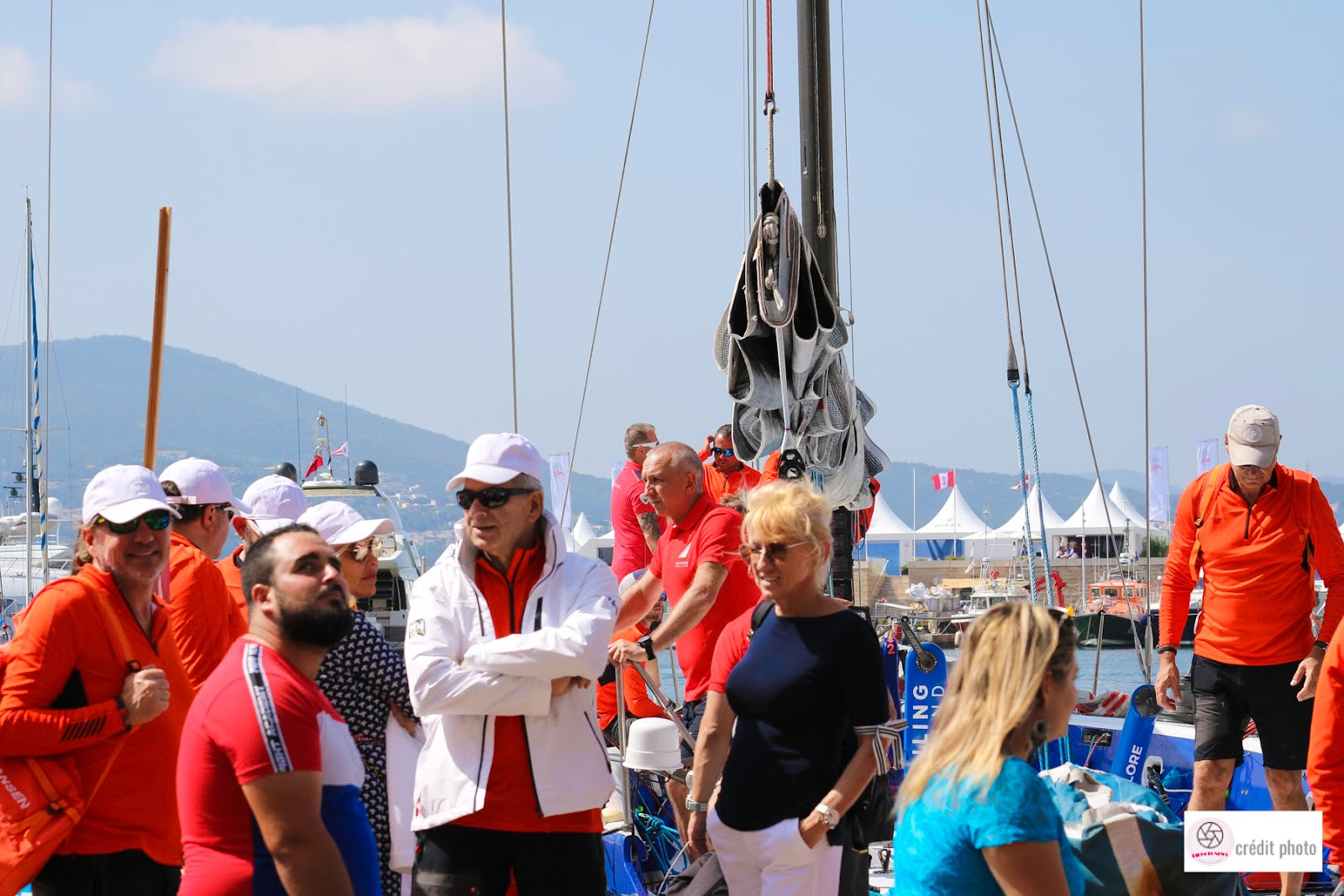 Sailing Poland Yacht Club á Saint Tropez 2019