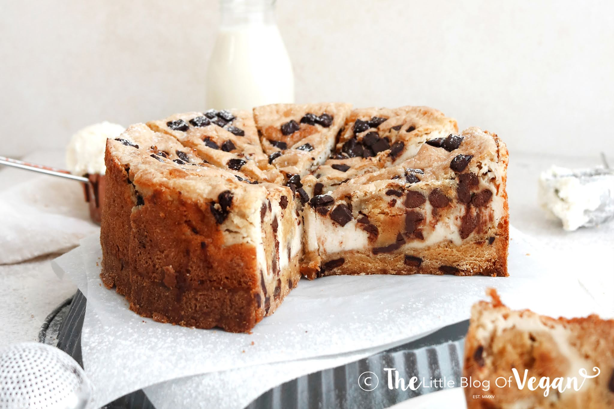 baked-cookie-dough-cheesecake