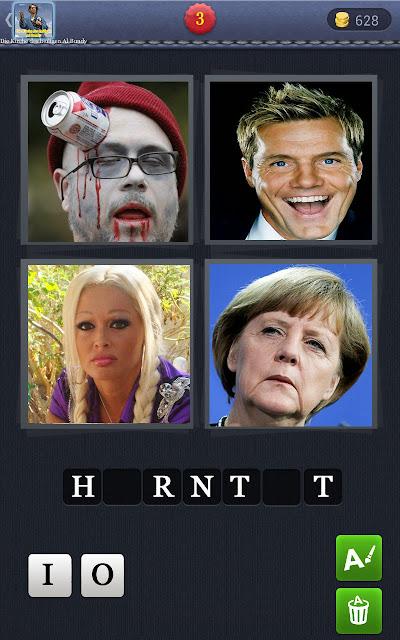 4 Wörter 1 Bild lustig - Hirntot