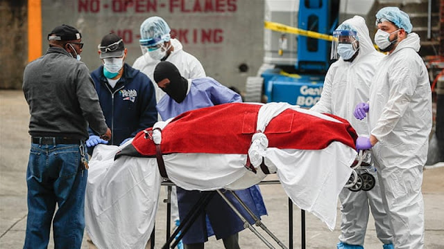Coronavirus: About 2,000 deaths in the United States as of the second day