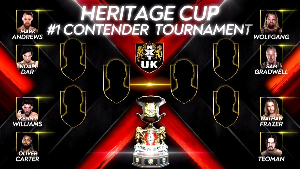 Cobertura: WWE NXT UK (12/08/2021) – O primeiro classificado!