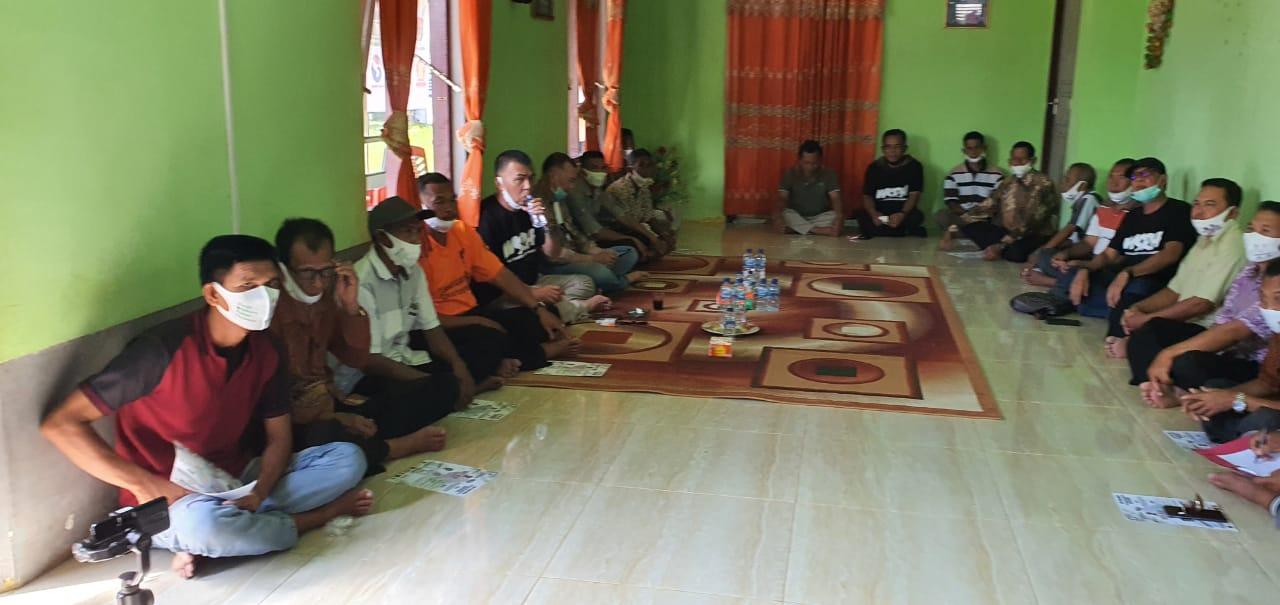 Gelar Kampanye di Tiga Desa, Ini Visi dan Misi Yang Disampaikan Paslon WS-RH