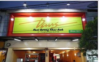 Nasi Goreng Daus Wisata Aceh
