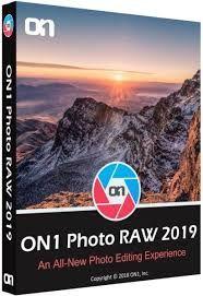 برنامج اون وان فوتو رو 2020 ON1 Photo RAW | احد عمالقة تصميم الصور ينافس الكثير من البرامج (فيديو)