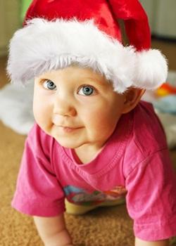 Whatsapp DP of Cute Baby