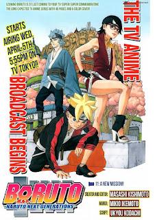 Update! Read Boruto Manga Chapter 11 Full English