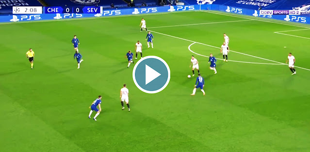 Chelsea vs Sevilla Live Score