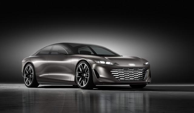 AUDI Grand Sphere : le futur de Audi