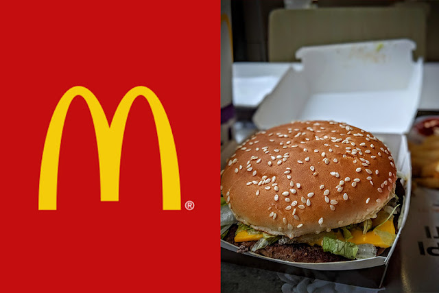 Macam Tu Je Rasa Mushroom Cheese Melt Beef Burger McDonalds?