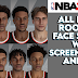 NBA 2K21 NBA 2K22 ALL NEW ROOKIES FACE SCAN WITH ID AND SCREENSHOTS