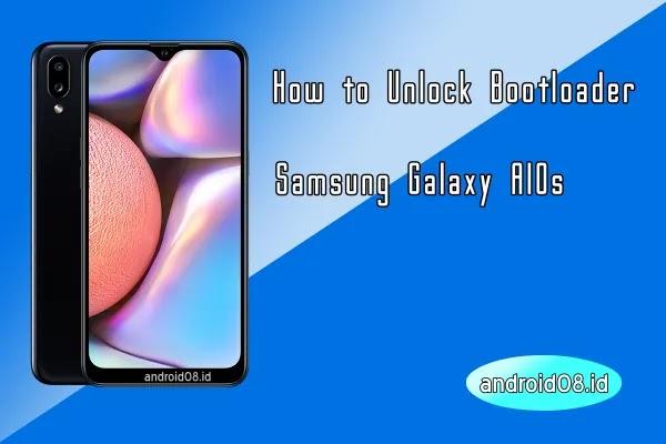 Unlock Bootloader Samsung Galaxy A10s