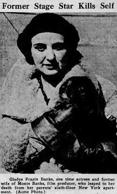 Gladys Frazin Suicide