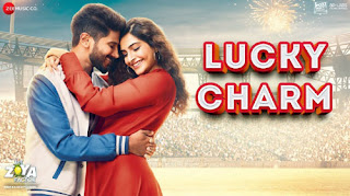 LUCKY CHARM LYRICS – The Zoya Factor   Sonam Kapoor
