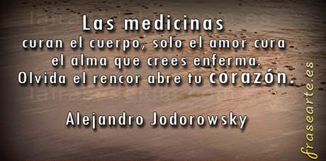 Frases de amor - Alejandro Jodorowsky