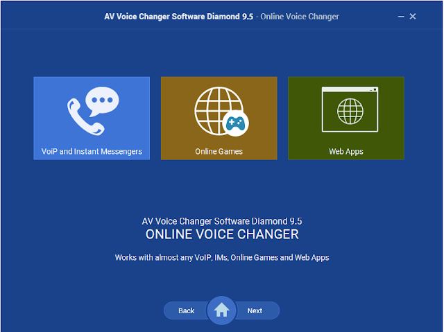 تحميل برنامج AV Voice Changer Software Diamond 9.5.21.0