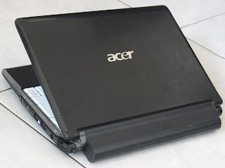 Netbook Acer Aspire One AO531H Bekas