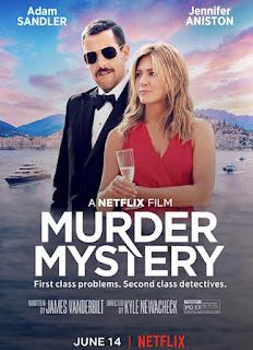 مشاهدة فيلم Murder Mystery 2019 مترجم