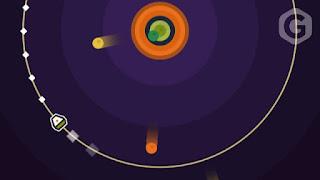 مدار الفضاء العاب اركيد
