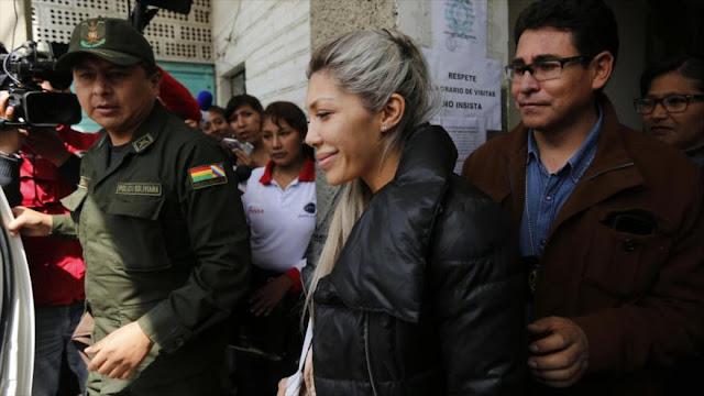 Bolivia: Escándalo mediático de Zapata fue diseñado por la derecha