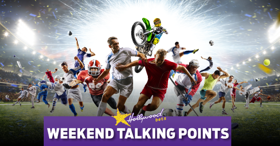 5 talking points from the sporting weekend