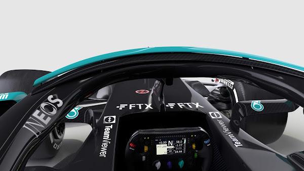 Mercedes-AMG F1 será patrocinada por corretora de cripto ativos FTX