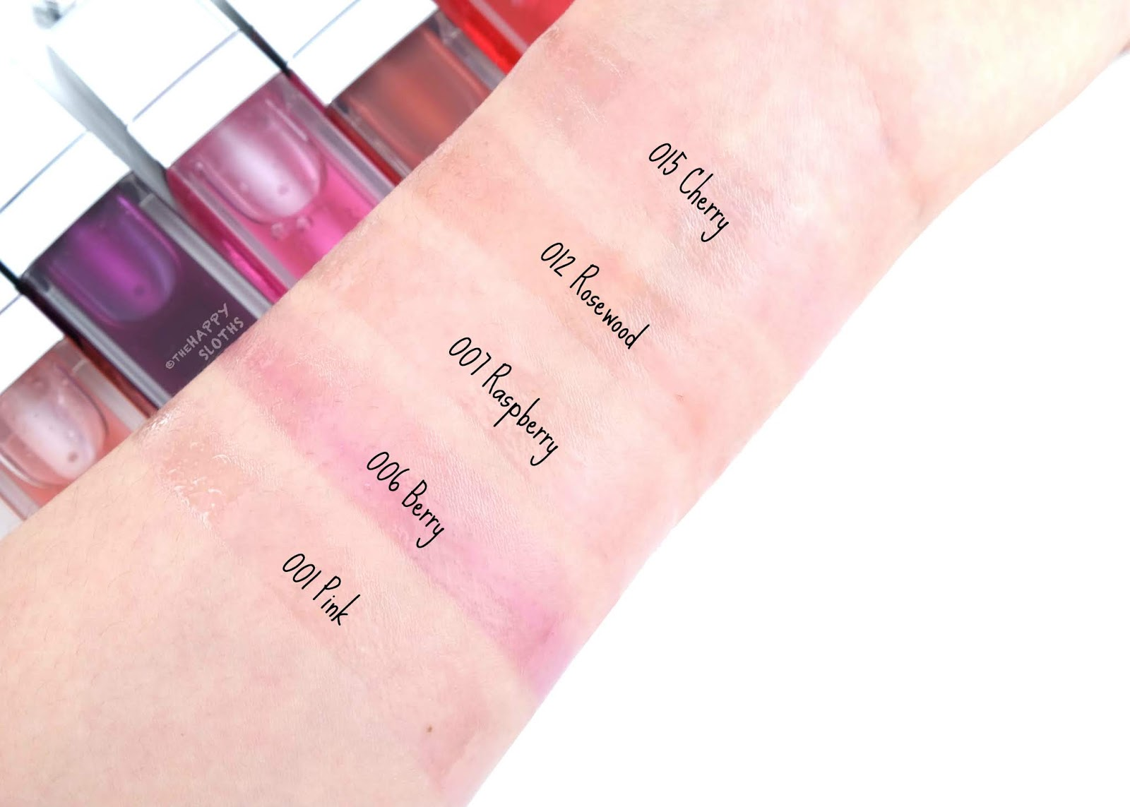 Dior | Dior Addict Lip Glow Oil: Review and Swatches