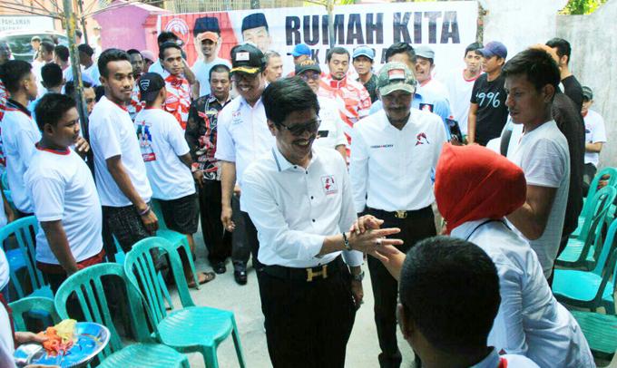 IYL-Cakka Pastikan Mendaftar ke KPU 10 Januari