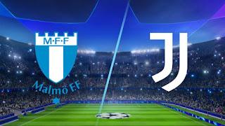 موعد مباراة مالمو ويوفنتوس في دوري أبطال أوروبا والقنوات الناقلة