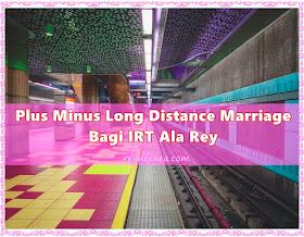 Plus Minus Long Distance Marriage
