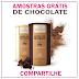 Amostras Grátis - Chocolate