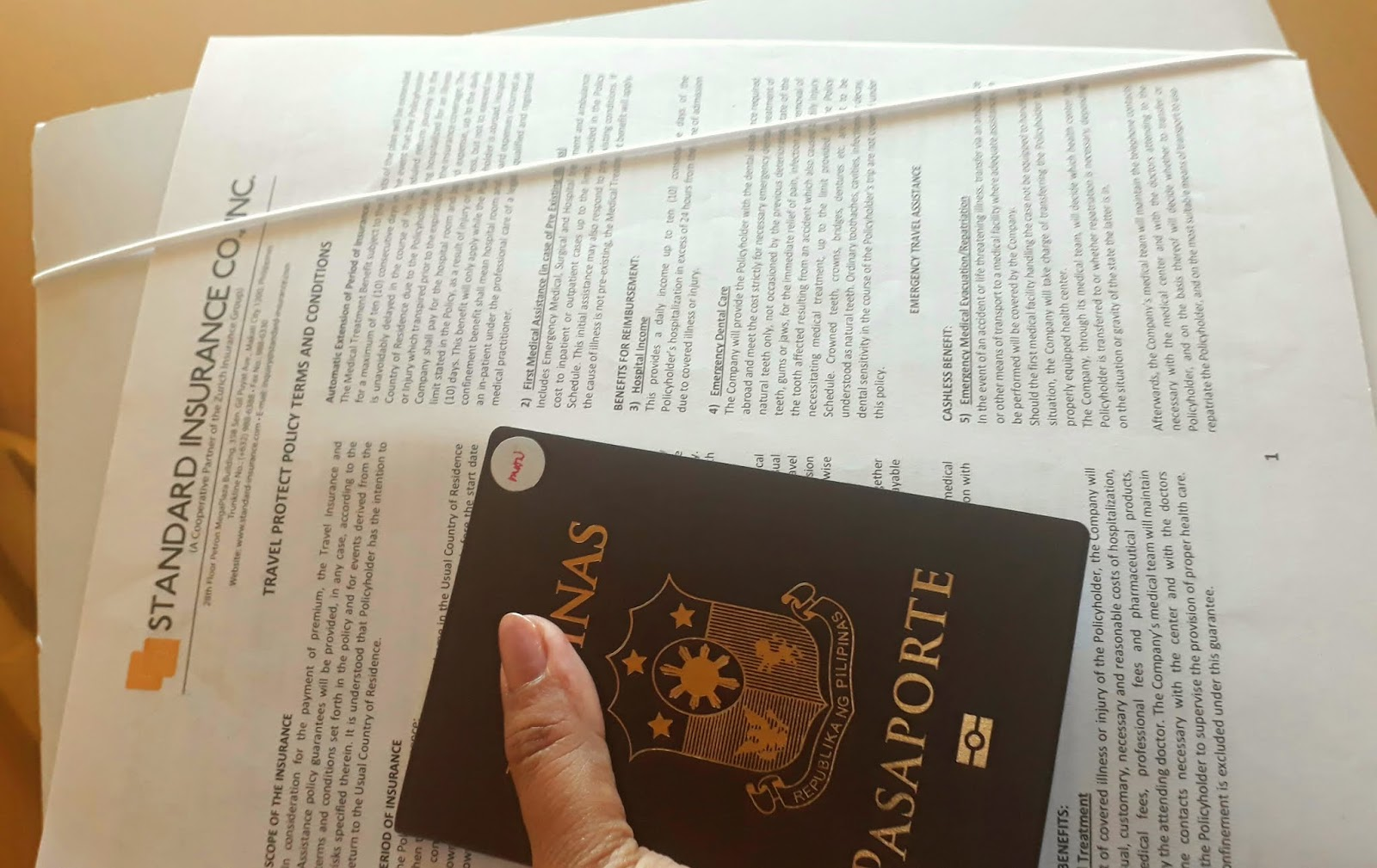Traveling For Science How And Where To Apply For Schengen Visa In The Philippines