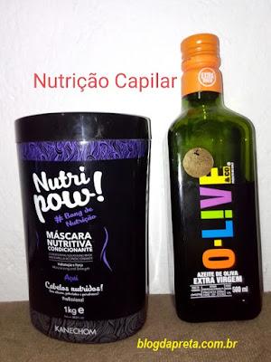 Umectação azeite o-olive extra virgem