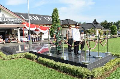 Zaiful Pimpin Apel Persiapan Pengamanan Pemilu 2019