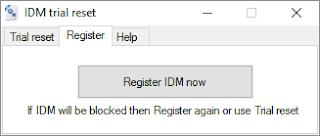 كيفية استعمال IDM بفترة تجريبية غير محدودة  و بدون كراكات أو باتشات