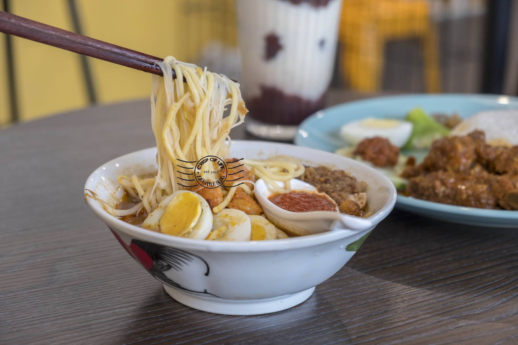 Genki Canteen 元气食堂 - A Premium Local Penang Hawker Food Cafe