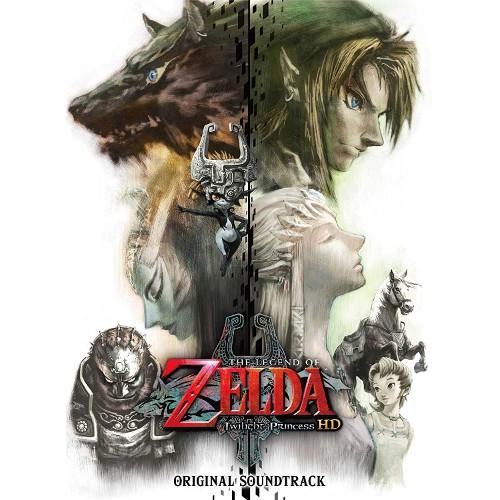 ゼルダの伝説 トワイライトプリンセス HD オリジナルサウンドトラック rar