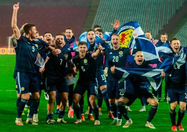 Nhận định đội tuyển Scotland: Kẻ ngáng đường