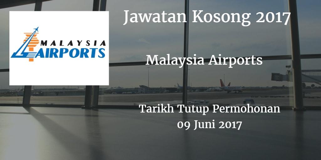 Jawatan Kosong MAHB 09 Juni 2017
