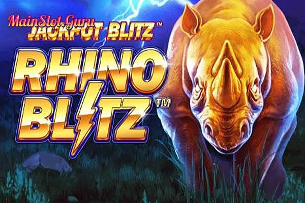 Main Gratis Slot Rhino Blitz Playtech