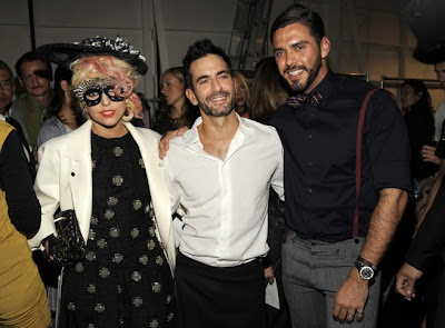 Marc Jacobs and Lady Gaga, the truth about them
