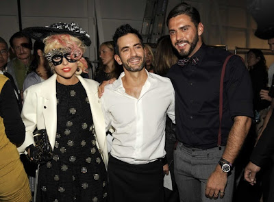 Miley Cyrus is just a puppet, she is controlled by obsessed designer Marc Jacobs