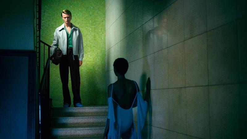 Director Luca Guadagnino captures Salvatore Ferragamo spring-summer 2021 campaign.
