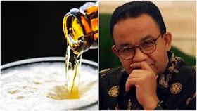 Ramai Perpres Minol, Anies Sudah Berniat Jual Saham Bir Sejak 2019 Tapi Diganjal